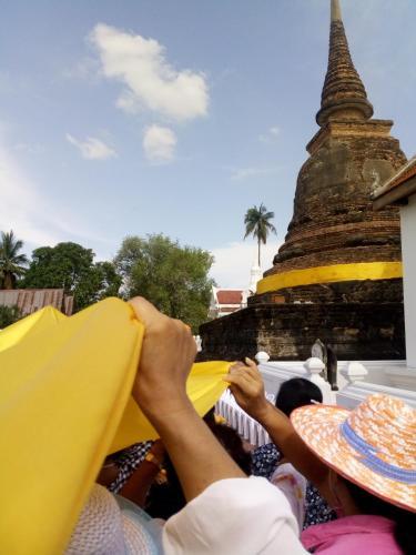 Vitoon Guesthouse, Muang Sukhothai
