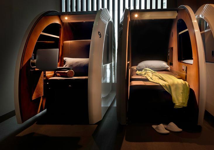 sleep 'n fly Sleep Lounge – Dubai Airport, A-Gates (Terminal 3),