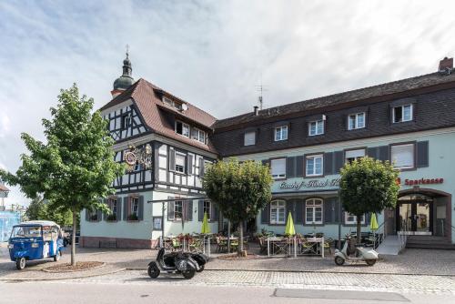 Gasthof-Hotel Kopf, Emmendingen