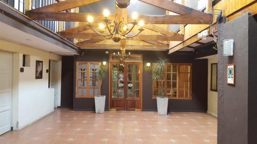 Hotel Reinares, Los Andes