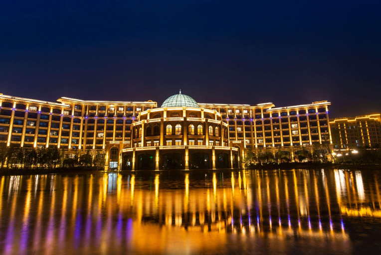 Wyndham Grand Plaza Royale Kaicheng Anji, Huzhou