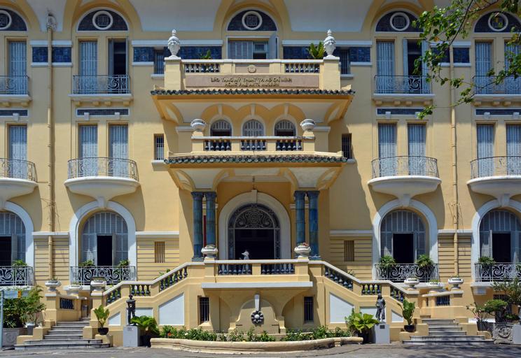 Ascott Waterfront Saigon, Quận 1
