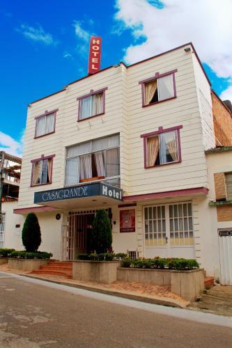 Hotel Casa Grande Cabecera, Bucaramanga