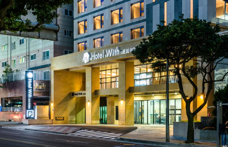 Hotel With Jeju, Jeju