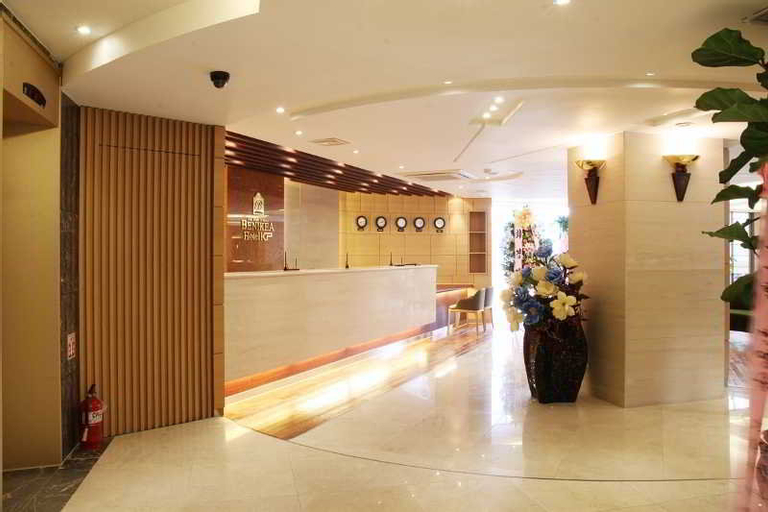 Benikea Hotel KP, Seongbuk