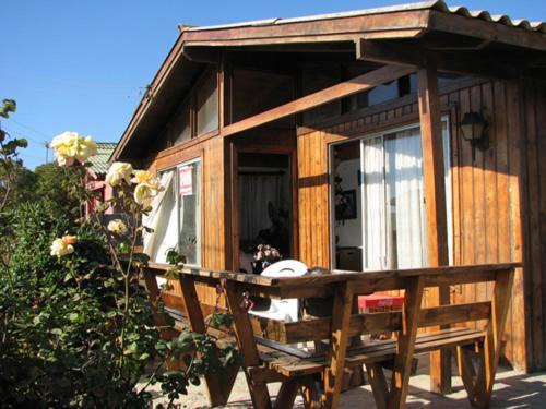 Casas La Tunina Pichidangui, Petorca