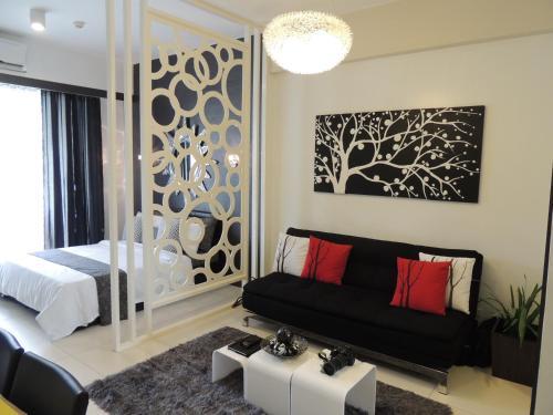 215 at Carola B Aparthotel - Pico De Loro, Nasugbu