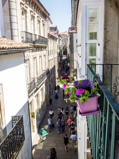 Real Santiago, A Coruña