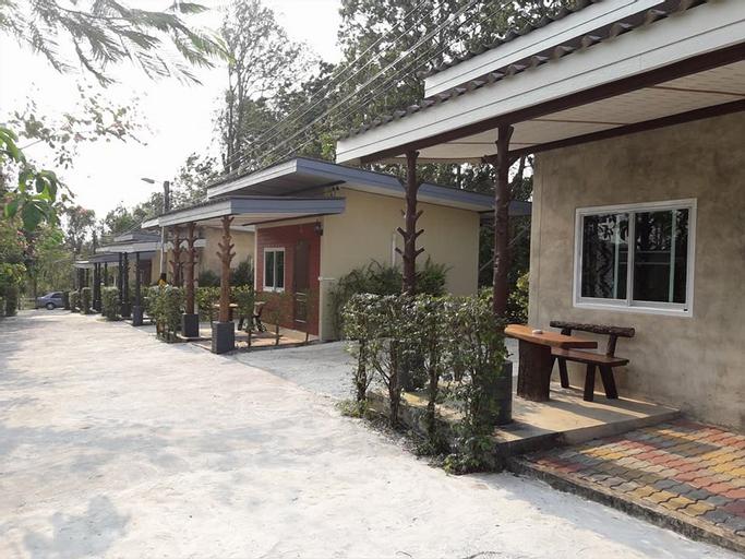 Suepuen Monbai Resort, Tha Mai