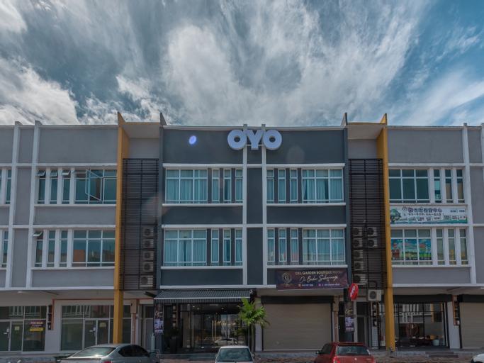 OYO 1193 Gill Garden Boutique Hotel, Kota Melaka