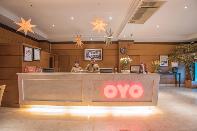 OYO 534 Sriwijaya Hotel, Central Jakarta