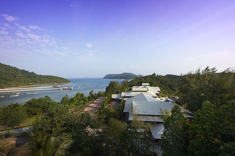 Redang Island Resort, Setiu