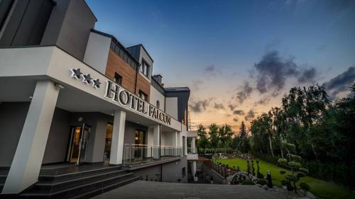 Hotel Falcon, Rzeszów City