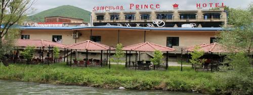 Prince Hotel Kapan,