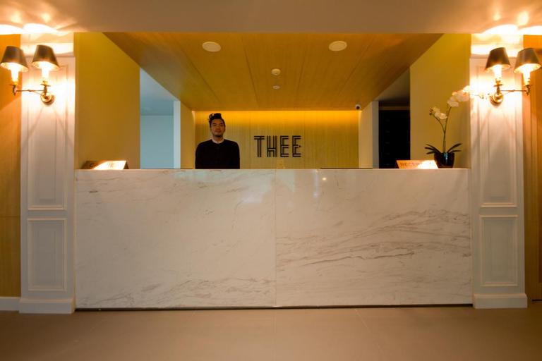 Thee Bangkok Hotel, Khlong Toey