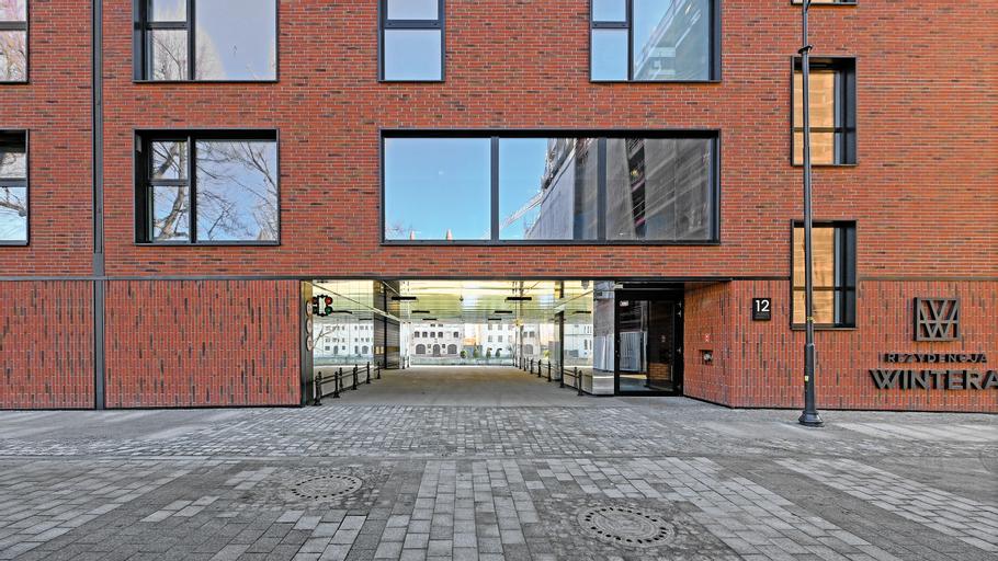 Dom & House – Apartments Winter Residence, Gdańsk City