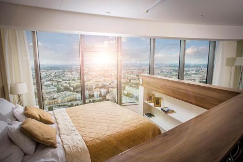 40th+ Floor Luxury Apartments in Sky Tower, Środa Śląska