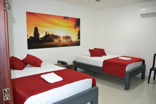 Hotel Baos, Sincelejo