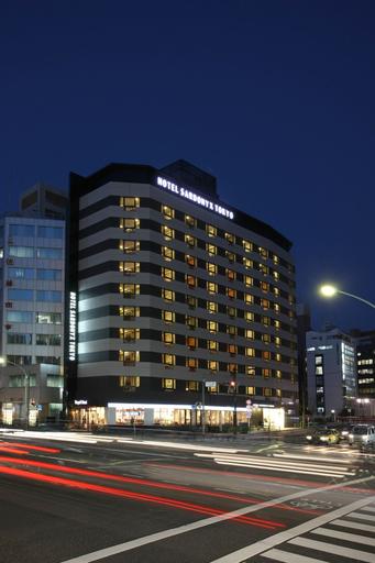 Hotel Sardonyx Tokyo, Chūō