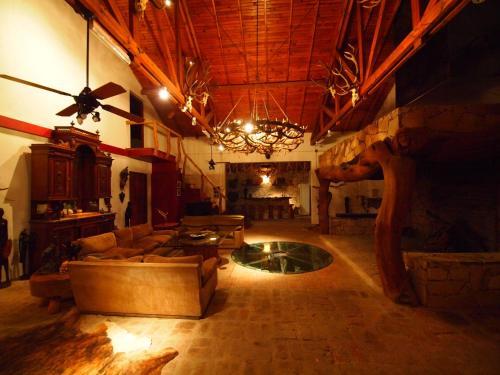 Andalen Lodge, Utracán