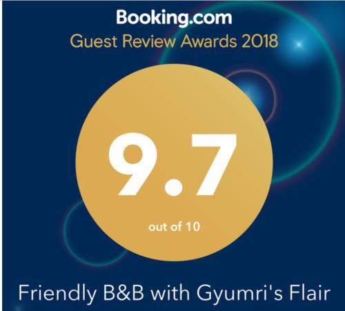 Friendly B&B with Gyumri's Flair,