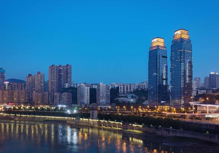 Radisson Blu Plaza Hotel Chongqing, Chongqing