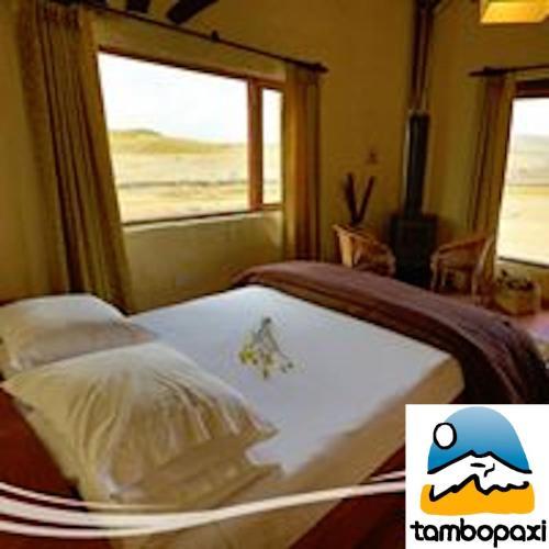 Tambopaxi Lodge, Mejía