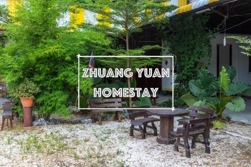 Zhuang Yuan Ipoh Homestay, Kinta