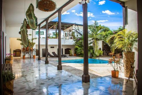 Capilla del Sol hotel boutique low cost, Garzón