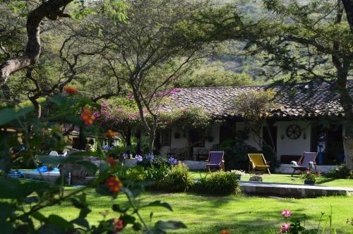 Hacienda San Francisco, San Miguel de Urcuquí