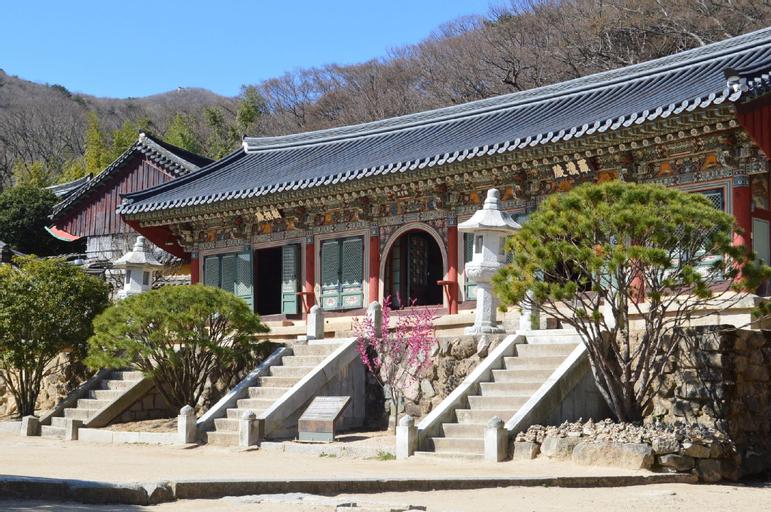 Oncheonjang G&G Motel, Dongnae