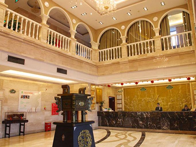 Vienna Hotel Jiangyin Yishan Road Branch, Wuxi