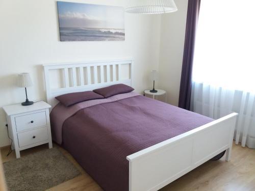 Waves apartments, Palangos