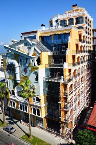 Apartment on Rustaveli 17, Batumi