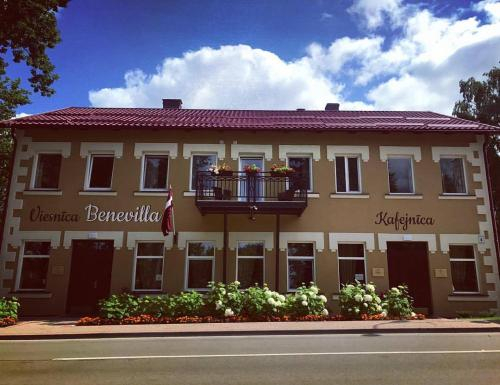 Hotel Benevilla, Aluksne