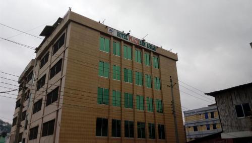 Hotel Plaza, Bandarbon