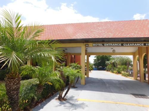 Budget Inn Of Orlando, Orange
