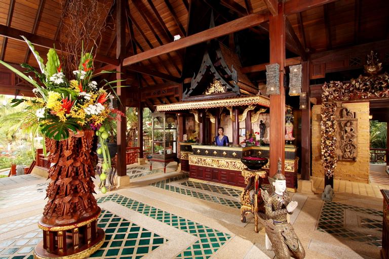 The Hotspring Beach Resort & Spa, Takua Thung