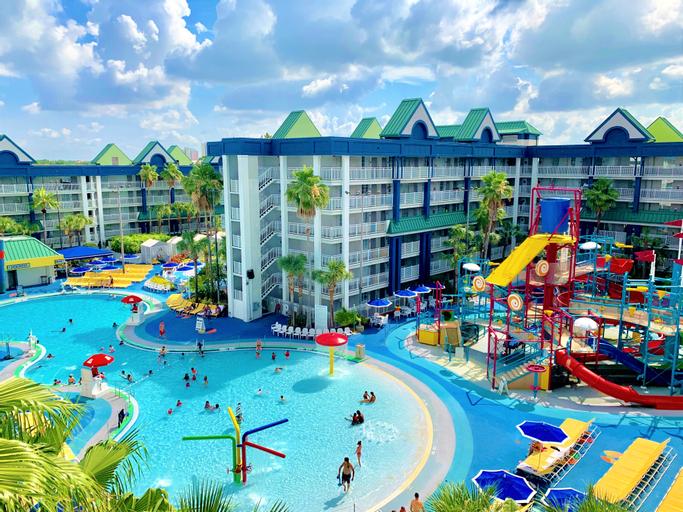 Holiday Inn Resort Orlando Suites Waterpark, Orange