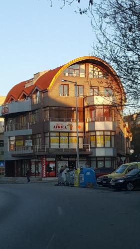 Hotel Africa, Haskovo