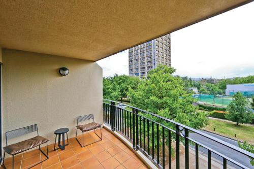 Accommodate Canberra - Griffin Kingston Central Apartments, Kingston