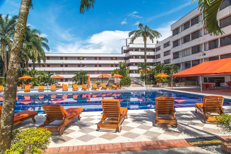 Hotel Del Llano, Restrepo