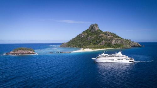 Captain Cook Cruises Fiji, Ba