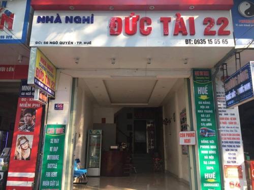 Duc Tai 22 Guesthouse, Huế