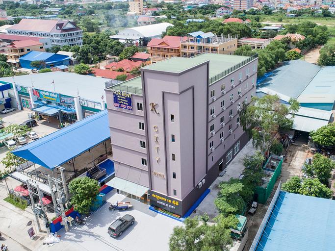 K City Hotel, Ruessei Kaev