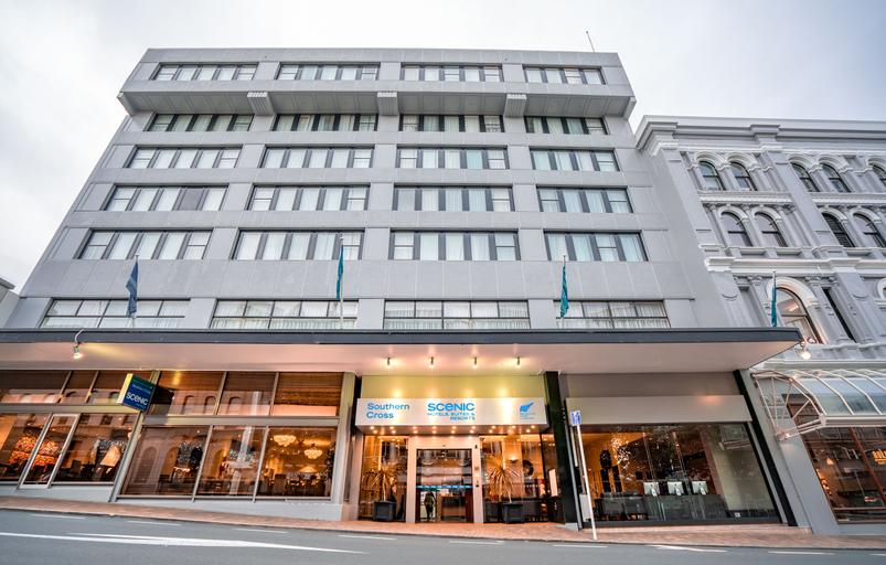 Scenic Hotel Southern Cross, Dunedin