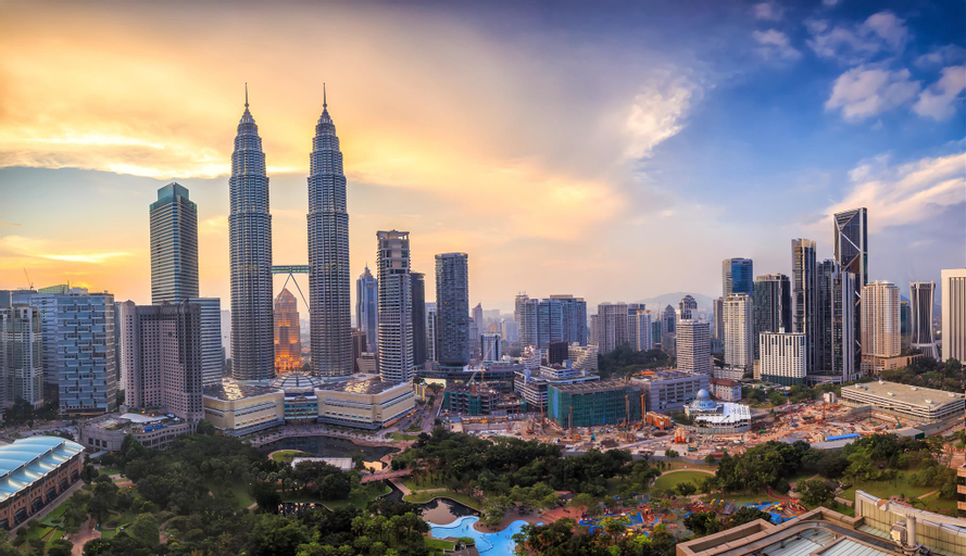 NIDA Rooms Chow Kit Monorail Charm, Kuala Lumpur