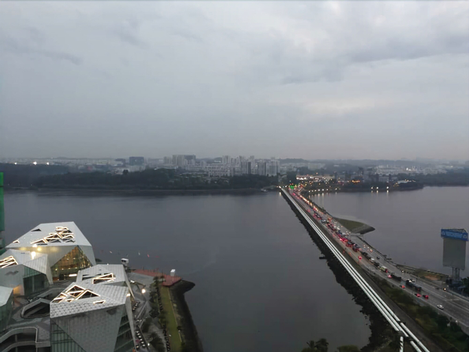 JB CITY CIQ Shopping Mall Apartment, Johor Bahru