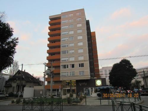 Depto. Edificio Barcelona, Cautín