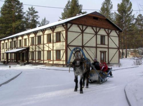 Country Club Zharki, Beyskiy rayon